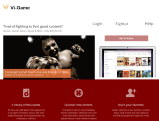 vi-game.com screenshot