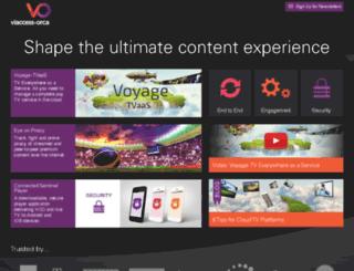 viaccess.com screenshot