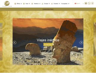 viajaryviajar.com screenshot