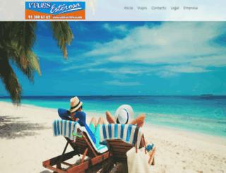 viajesesterosa.com screenshot