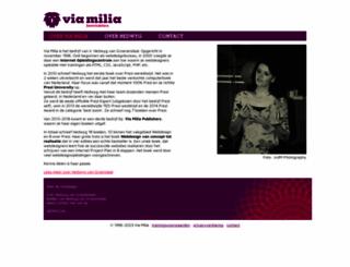 viamilia.com screenshot