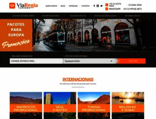 viaregiatur.com screenshot