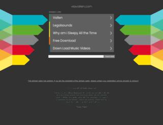 viavallen.com screenshot
