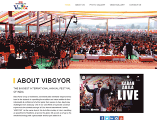 vibgyorbfgi.com screenshot