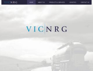 vicfuel.com screenshot