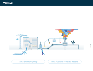 vicomi.com screenshot