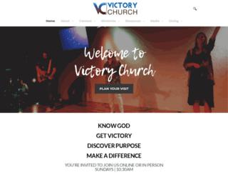 victorychurchgainesville.com screenshot
