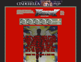 victorycomic.comicgenesis.com screenshot