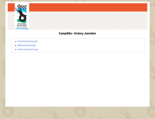 victoryjunction.campmanagement.com screenshot