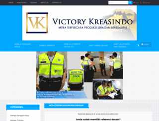 victorykonveksi.com screenshot
