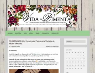 vidadepimenta.wordpress.com screenshot