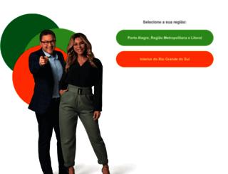 vidatrilegal.com.br screenshot