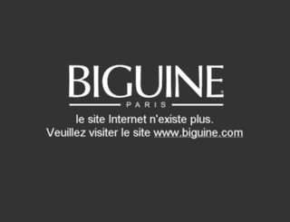 video.biguine.com screenshot