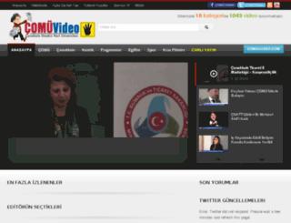 video.comuhaber.com screenshot