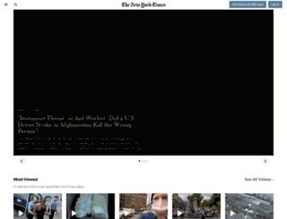 video.nytimes.com screenshot