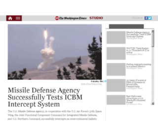 video.washingtontimes.com screenshot