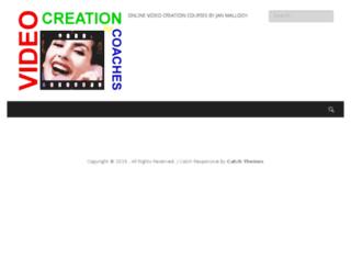 videocreationforcoaches.com screenshot