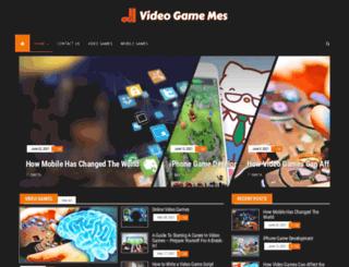 videogamemes.net screenshot