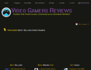videogamersreviews.com screenshot