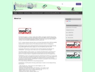 videomed.eu screenshot
