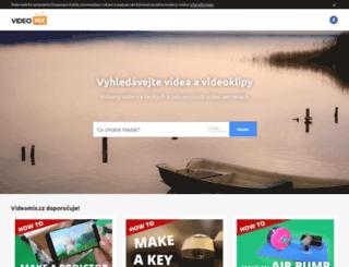 videomix.cz screenshot