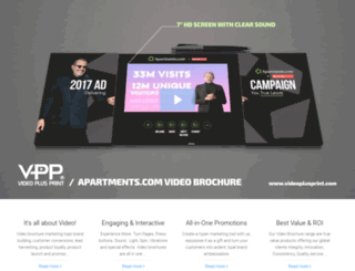 videoplusprint.com screenshot