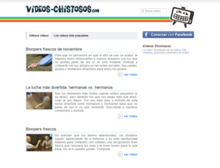 videos-chistosos.com screenshot