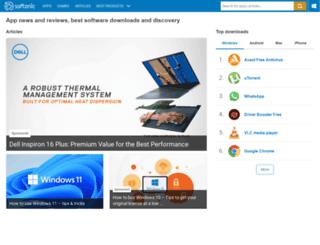 videos.en.softonic.com screenshot