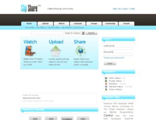 videos.guidehorse.com screenshot