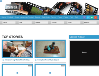 videoshall.com screenshot