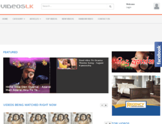 videoslk.com screenshot