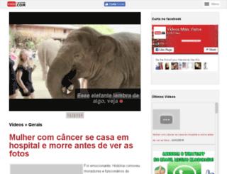 videosmaisvistos.com screenshot