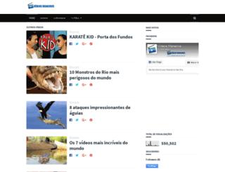 videosmaneiros.com.br screenshot