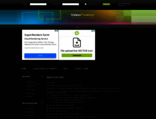 videotoolbox.com screenshot