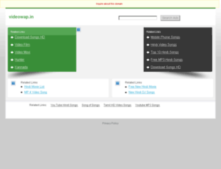 videowap.in screenshot
