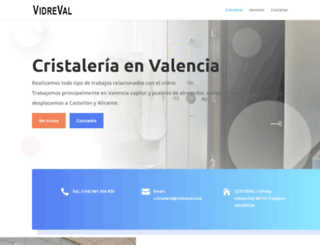 vidreval.com screenshot