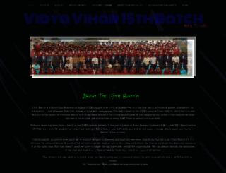 vidyavihar15thbatch.webs.com screenshot
