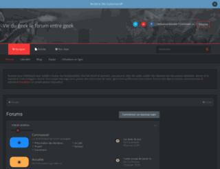 viedugeek.eu screenshot
