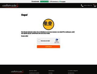 vieffetrade.com screenshot