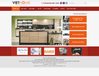 viet-home.vn screenshot