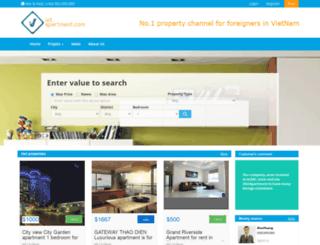 vietapartment.com screenshot