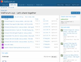vietforum.vn screenshot