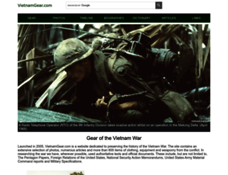 vietnamgear.com screenshot