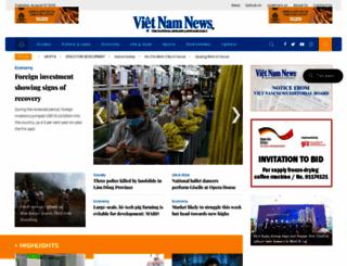 vietnamnews.vn screenshot