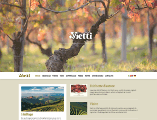 vietti.com screenshot
