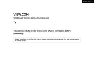 viewglass.com screenshot