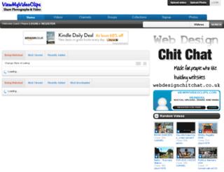 viewmyvideoclips.com screenshot