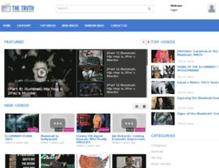viewthetruth.com screenshot