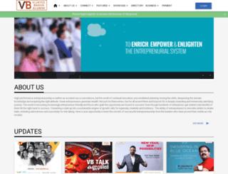 vijayeebhava.fourthambit.com screenshot