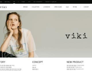 viki.co.kr screenshot
